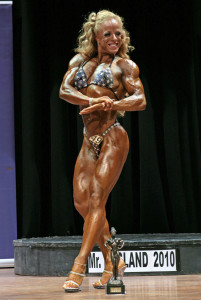Silvana - who went from GB Fitness student to Ms. Universe. With the right help Dreams WILL Come True!